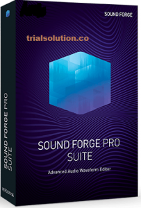 SOUND FORGE Pro 14.0.0.45 Crack With Activation Key Free