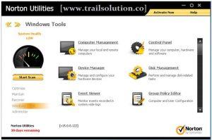 Norton Utilities 21.4.1.199 Crack With Activation Code Free Download