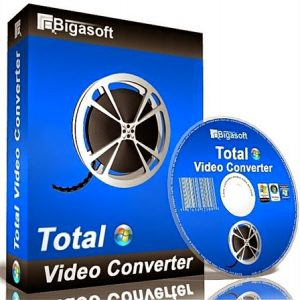 Bigasoft Total Video Converter 6.2.0.7269 Crack With Product Key Free Download
