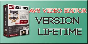 AVS Video Editor Crack With Product Key Free Download