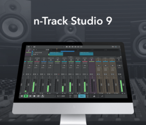 n-Track Studio 9.1.3 Build 3744 Crack With Product Key [Latest] Free Download
