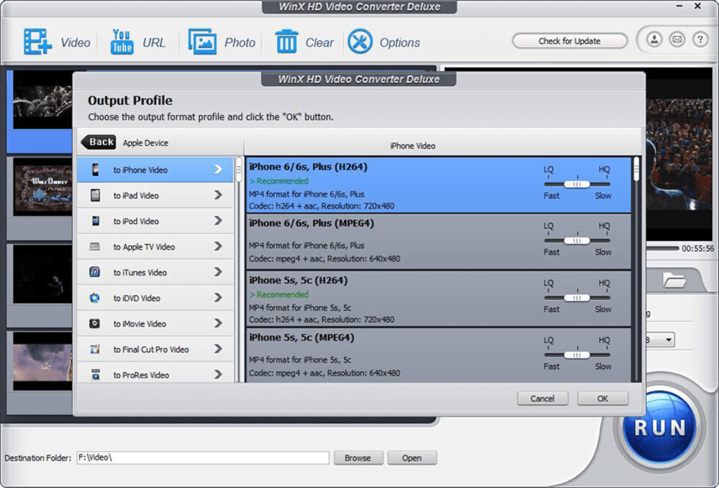 WinX HD Video Converter Delux 5.16.2 Crack With Product Key 2021 Free Download