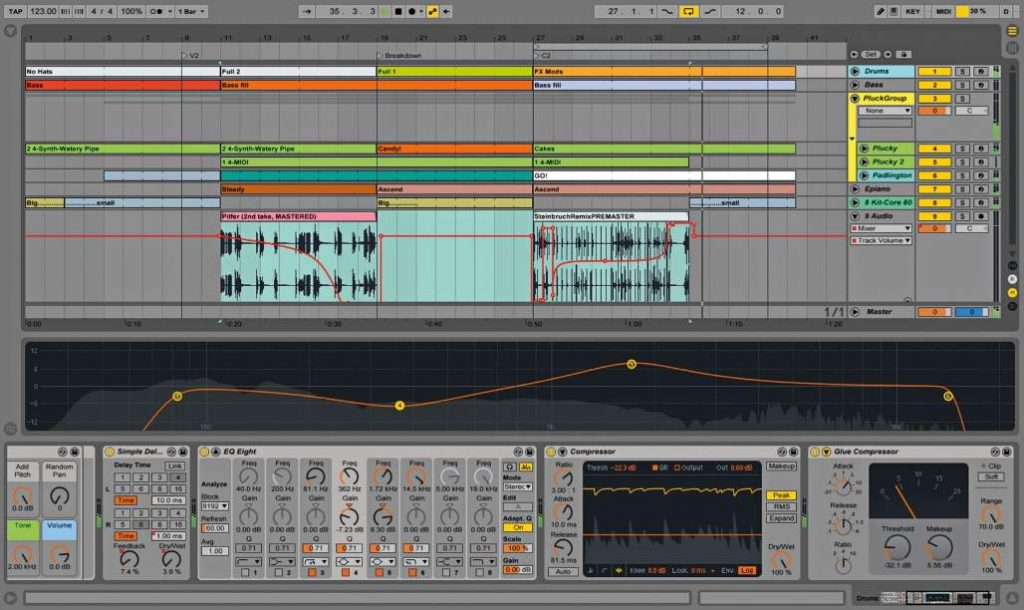 Ableton Live 10.1.30 Crack With Product Key 2021 [Latest] Free Download