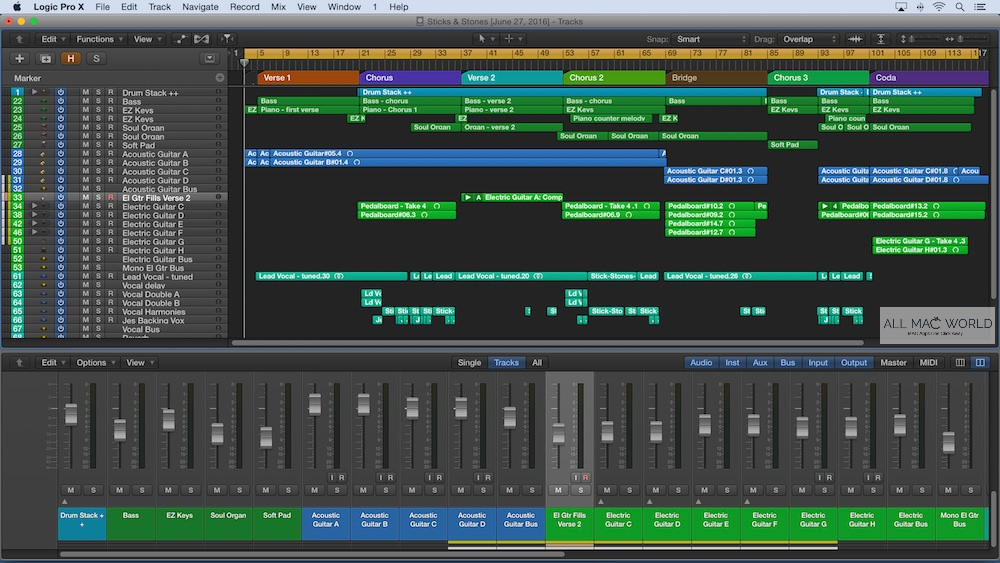 Logic Pro X 10.6.1 Crack With Product Key 2021 [Latest]Free Download
