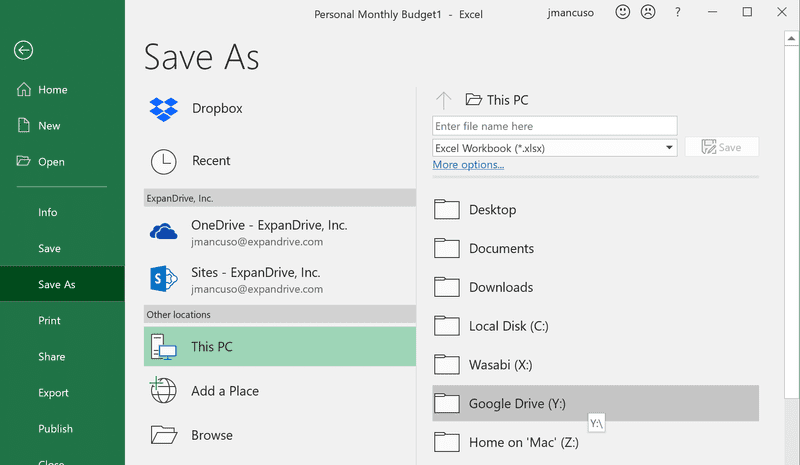 ExpanDrive 7.7.6 Crack With Product Key 2021 [Latest] Free Download