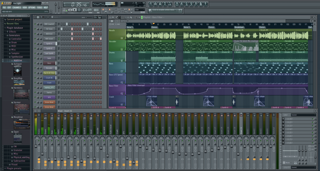 FL Studio 20.8.1.2177 Crack With Product Key 2021 [Latest]Free Download