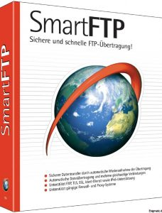 SmartFTP 9.0.2837.0 Crack With Product Key 2021 [Latest] Free Download