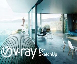 V-Ray 5 For SketchUp Crack With Product Key 2021 [Latest] Free Download