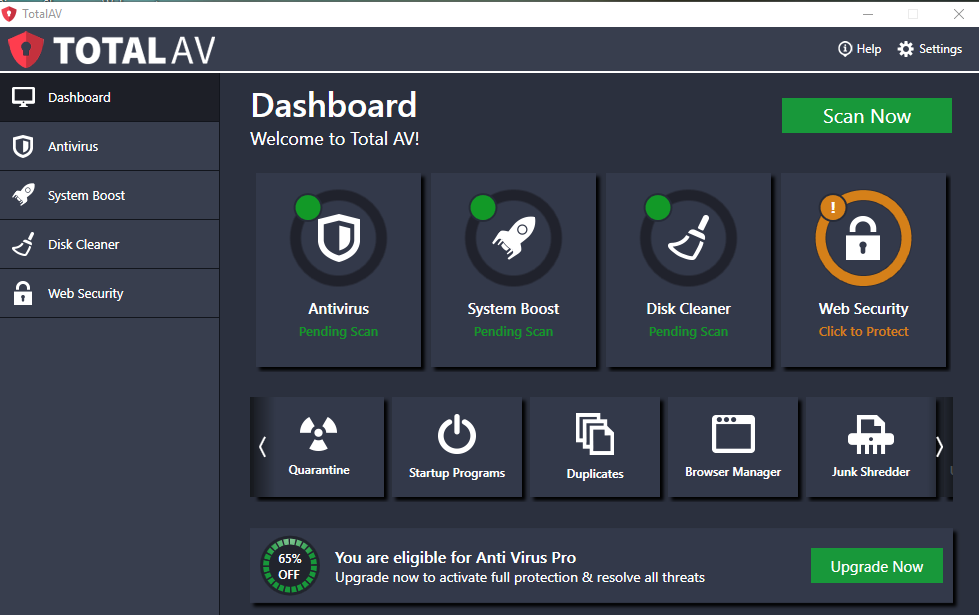 Total AV Antivirus 2021 Crack With Product Key [Latest] Free Download