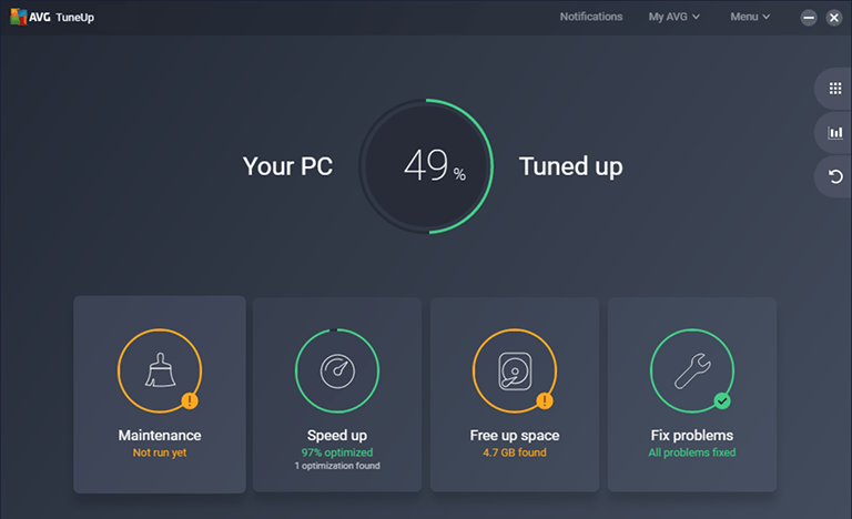 AVG PC TuneUp 20.1.2168.0 Crack With Product Key 2021 [Latest] Free