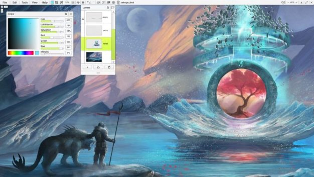 ArtRage 6.1.2 Crack With Product Key 2021 [Latest] Free Download