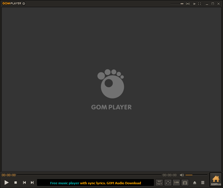 GOM Player 2.3.62.5326 Crack With Product Key 2021 Free Download