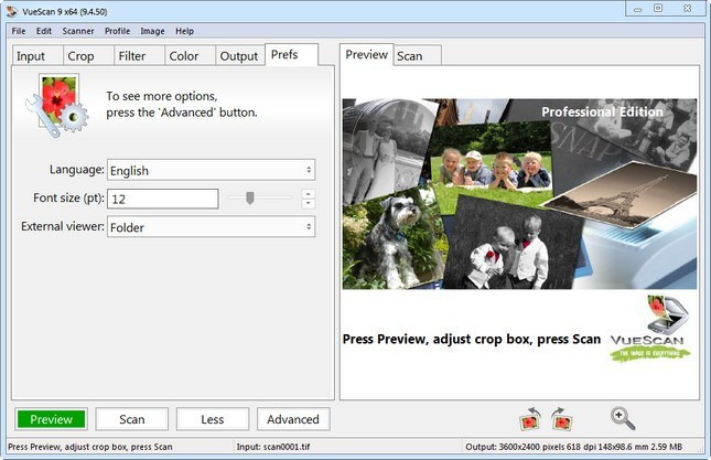 VueScan Pro 9.7.51 Crack With Product Key 2021 Free Download