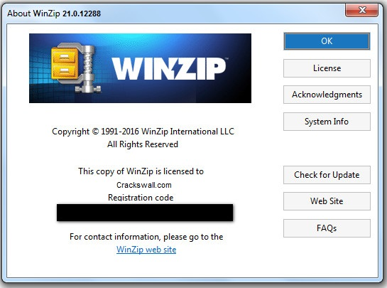 WinZip Pro 25.0 Build 14273 Crack With Product Key 2021 [Latest] Free