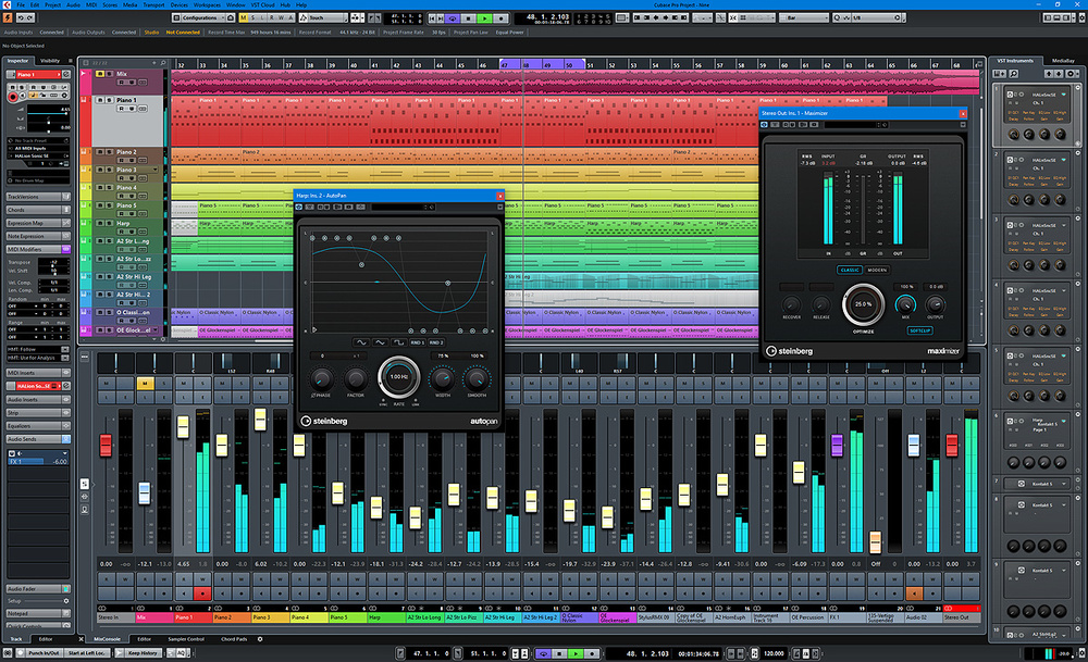Cubase Pro 11.0 Crack With Product Key 2021 [Latest] Free Download