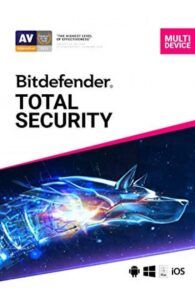 Bitdefender Total Security 2021 Crack With Product Key [Latest] Free