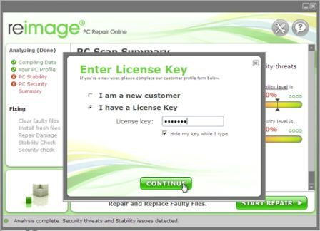 Reimage PC Repair 2021 Crack With Product Key 2021 [Latest] Free