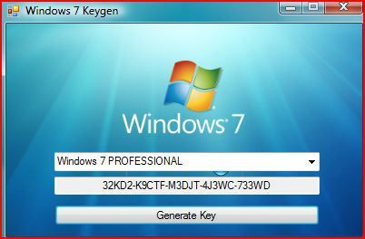 Windows 7 Activator Crack With Product Key 2021 [Latest] Free Download