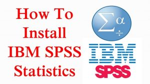 IBM SPSS Statistics 27.0.1 Crack With Product Key 2021 [Latest] Free
